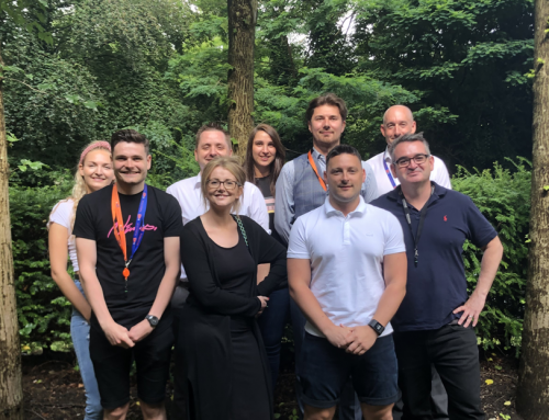 The +Us team are tackling Tough Mudder for St. Rocco's Hospice